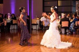 W.O Smith Music School Wedding in Downtown Nashville